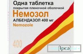 Gyógyszer kerekféreg lárvákhoz. Kerek férgek (fonálférgek)