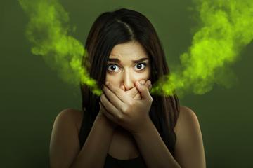 gyomorszag a szájból